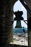 Campana torre de Aínsa