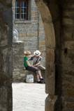 Puerta Portal de la muralla