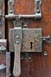 Cerradura antigua
