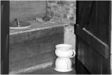 houten toilet ( wc) - poepdoos