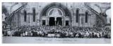 Montfort -  groepsfoto bedevaart Lourdes