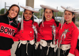 Bowie High School Senior Night 10.27.2011