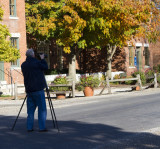Photographing  in old Nauvoo