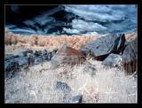 abandoned quarry