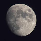 La lune/600 mm