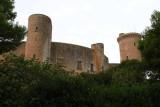 Fortress Overlooking Palma de Mallorca