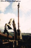 Thunderbird 840 Log Loader, Jerry DeBriae Logging, 2004