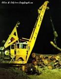 Skagit GT-5 Grapple Yarder 'Night Logger'