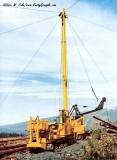 Madill 009 Yarder 90' Tank Mount