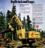 Built to Load Logs 1990 Magazine Ad