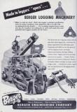 Berger Ad 1953