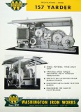 Model 157 Yarder Brochure Cover