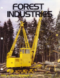 Forest Industries Cover- Oct 1982