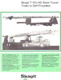 Skagit T-110HD Brochure Cover