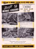 1955 Skagit Ad   - 'SJ-Series' Loggers