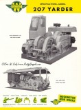 Model 207 Yarder Brochure Cover