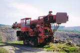 Berger Marc II at Olstedt Logging