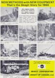 1966 Skagit Ad 'Complete Line'