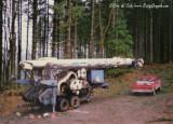 Skagit BU-80 at Paul Logging