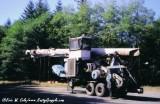 Skagit BU-84 Yarder on a T-90 Trailer