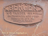 Builder's Plate