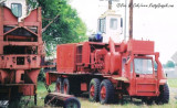 Madill 046 Yarder - Self-Propelled