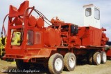 Madill 009 Yarder - Self-Propelled