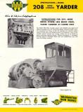 Model 208 Yarder Brochure Cover