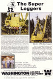 Super Loggers Magazine Ad