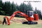 Madill 2850C Heel Boom Loader