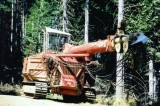 Madill 172 Yarder at Gustafson Log