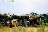 Skagit BU-81 on the T-100 Trailer