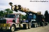 Skagit BU-94 Yarder at Fred B. Moe Log