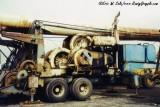 Skagit BU-94 Yarder at Fred Moe Log