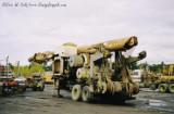 Skagit BU-84 Yarder on Skagit T-100 Trlr