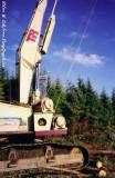 Thunderbird 1240 Yoder at Fallon Log