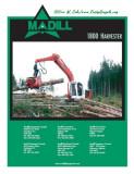 -- Madill 1800 -- Harvester Brochure