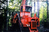Madill 071 Yarder at Lulay Timber Co.