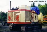 TB TSY-255 on Cat 330BL Bottom