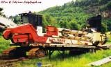 TB TSY-6355 Yarder at Bighorn Log 2004
