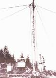 Skagit BU-70 on a T-70 Tower & Tank
