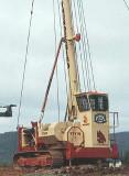Thunderbird TTY-70 at Hopkes Logging
