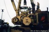 TB TSY-255 at Fallon Logging