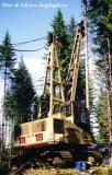 TB TSY-6240 SLR at Fallon Logging
