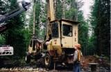 Thunderbird TMY-40 at Fallon Logging