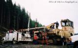 Thunderbird TTY-70 at Morissee Logging