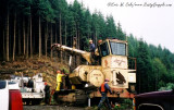 Thunderbird TTY-70 at Morrisee Logging