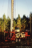 Thunderbird TY-90 at DeBriae Logging