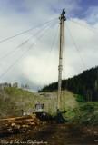 Skagit BU-84 at Cowlitz Logging