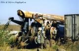 Skagit BU-94 Yarder on T-90 Trailer
